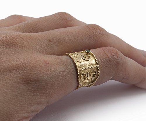 migliore a buon mercato 1d89e 131d9 Anello Oro Scarabeo: Amazon.it: Handmade   Anelli, Gioielli, Scarabeo