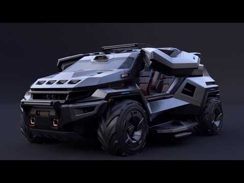 Armortruck Real Steel Armored Suv Independent Mega Suv That Can