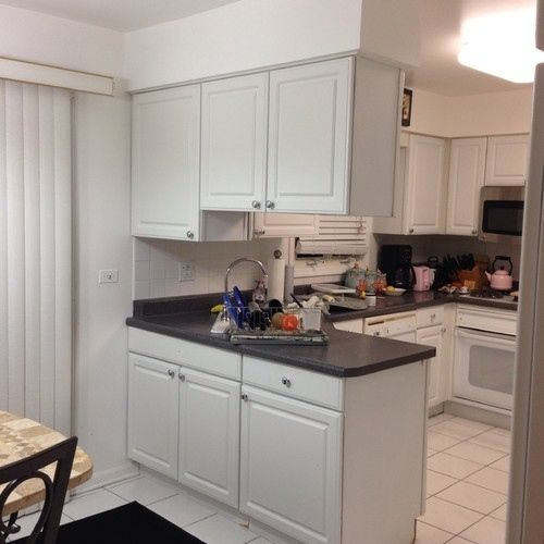 What Color Should I Paint My Kitchen With White Cabinets Home
