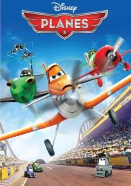Planes, Movie on DVD, Family One day ill get to see this movie.