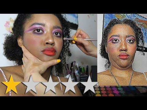 I Went To The Worst Reviewed Makeup Artist On Yelp In My City Youtube Makeup Reviews Bad Makeup Best Makeup Artist