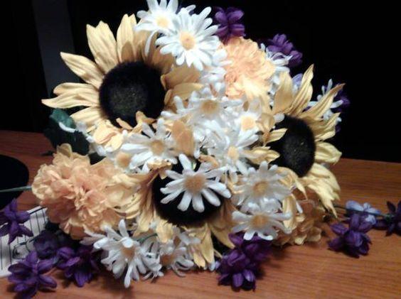 Forever Flowers by Katrina Jackson, MI Silk floral designs for weddings