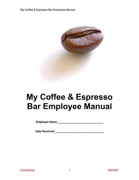 Employee Manual  Sas Dreams