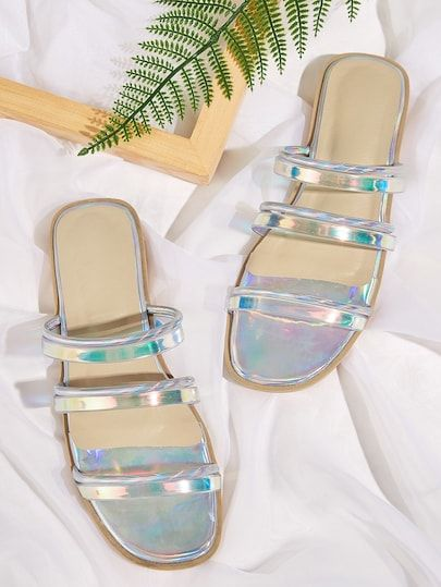 Adorable Summer  Flat Slippers