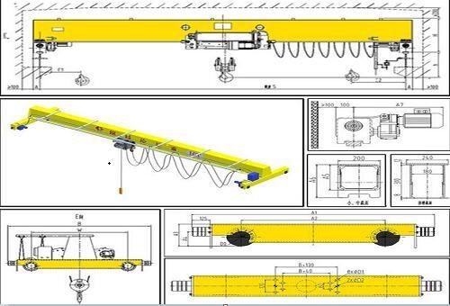 Overhead Crane Inspection Checklist Crane Design Gantry Crane Crane