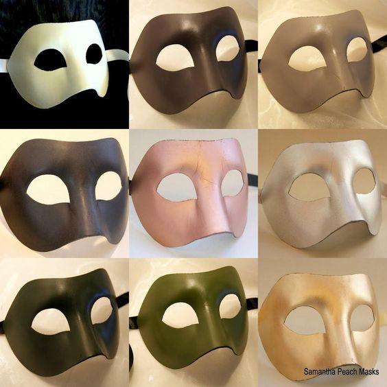 Gentleman's Masks-Venetian