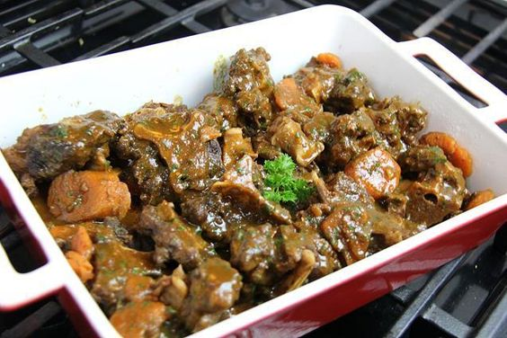 Make Weekends More Delicious With This Slowcooker Oxtail Recipe