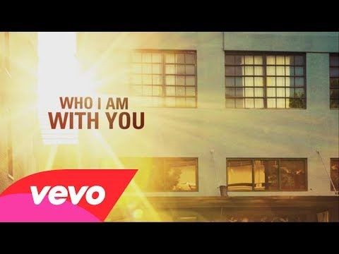 ▶ Chris Young - Who I Am With You (Lyric Video) - YouTube