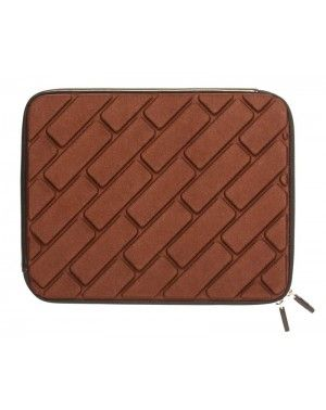 Rock Solid I-Pad Case Brown  http://www.goguava.com