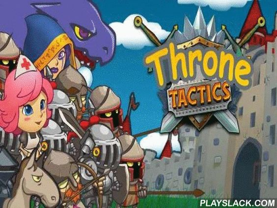 Clash Of Throne: Tactics  Android Game - playslack.com , combat for the throne of the archaic kingdom in an unpleasant war with strenuous foes. head your own clan, upgrade it and defeat brand-new lands. guide your clan to success and revive the former honor of the kingdom in this game for Android. begin with making  a community and creating  it. Create a tough army of distinct soldiers. guide your soldiers in the wars of capture. assault people and take brand-new arena. assault foe palaces…