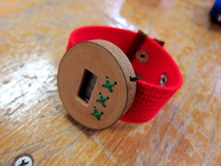 Have a wood time! 木-SHOCK!! : 大図まことのThe mint house blog