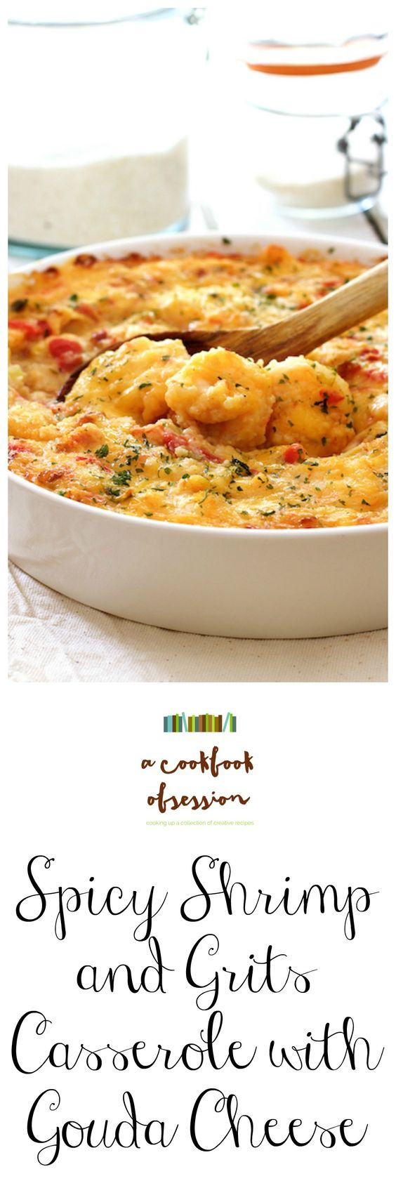 The classic Southern comfort food combination in an easy, make-ahead casserole.