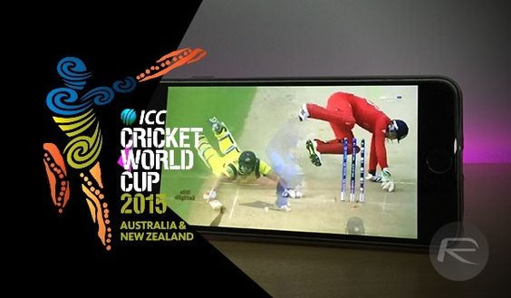 Watch #Cricket #WorldCup2015 Live Stream Online On #iPhone, #Android, Web, #Apple TV  http://www.thbhacking.com/2015/02/watch-cricket-world-cup-2015-live.html