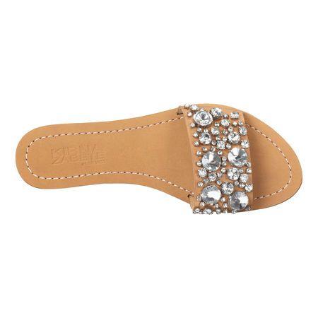 Nine West: Shoes > Flats & Ballerinas > Sandcastle - Sandal