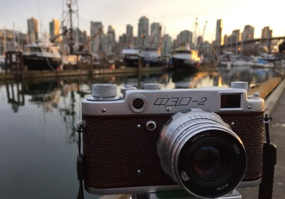 カメラ、背景、クローズアップ