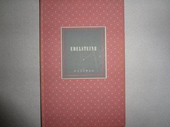 Books Edelsteine Antique