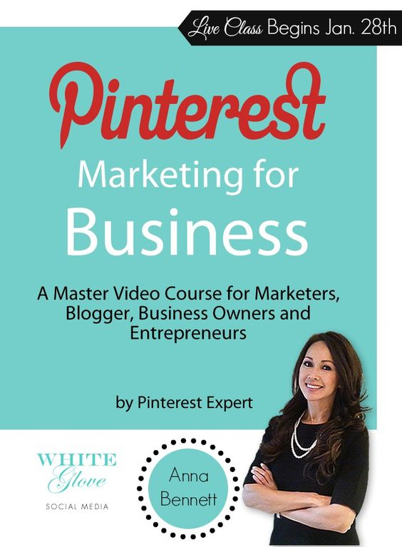 ✭QUICKLY BOOST YOUR TRAFFIC & SALES FROM PINTEREST✭ THE PINTEREST MARKETING FOR BUSINESS MASTER VIDEO/LIVE COURSE for Marketers, Bloggers, Business Owners & Entrepreneurs. Researched & written to be the WORLD'S BEST PINTEREST MARKETING PROGRAM. Click here for more details  http://www.whiteglovesocialmedia.com/pinterest-marketing-business-course/