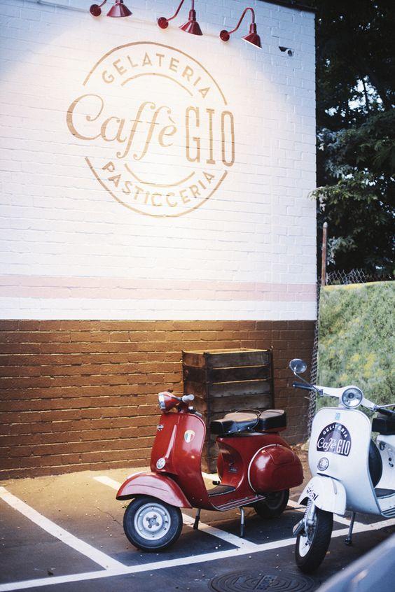 Caffe Gio - Gelateria