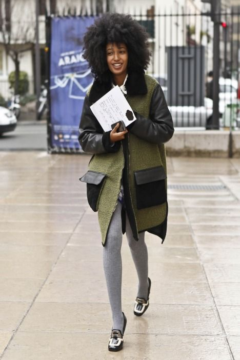 StreetFashion n58 Women 2012 - Street (#9250) Julia Sarr Jamois