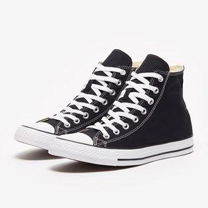Mens Shoes Converse Chuck Taylor All Star Hi Black