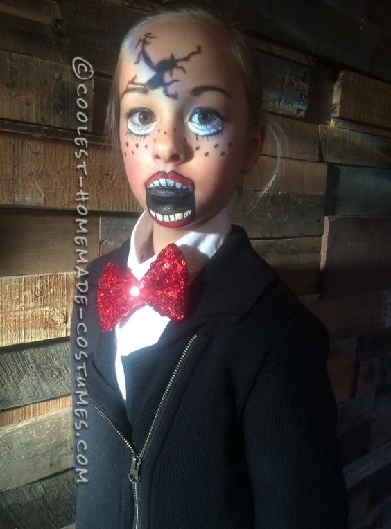 Broken Ventriloquist Puppet Costume                                                                                                                                                     More