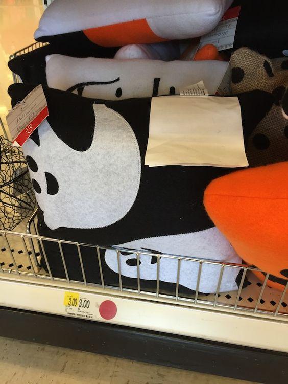 Dollar Bin Diaries Halloween Decor at Target Fun and The o\u0027jays