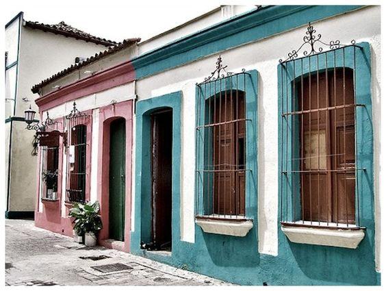Fotos de fachadas de casas coloniales mexicanas modelos for Imagenes de casas coloniales