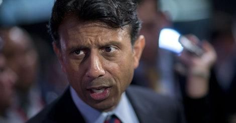 """Bobby Jindal: Immigration policy is not about border security. It's about """"values."""" http://huff.to/1N3aoBw"""