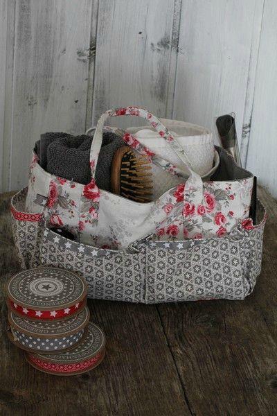 La fabric box de Noël - notre cadeau