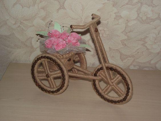 своими руками велосипед обычный