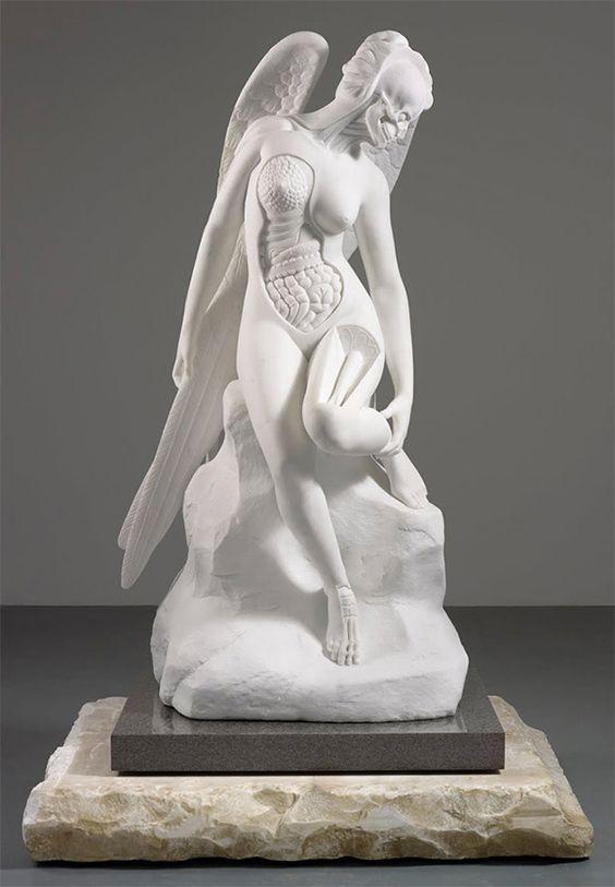 Anatomy of an angel - Damien Hurst