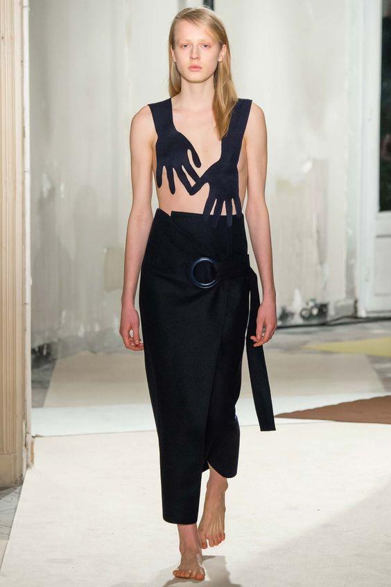 Jacquemus Fall 2015 Ready-to-Wear - Collection - Gallery - Style.com