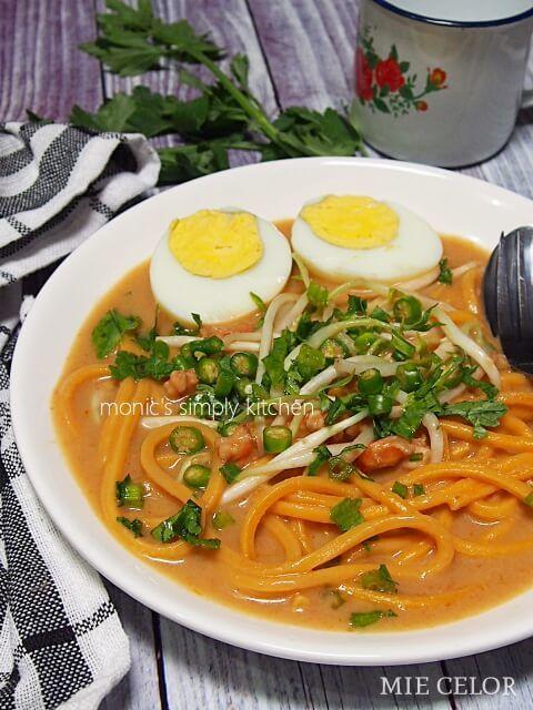 Mie Celor Khas Palembang Resep Masakan Indonesia Memasak Makanan