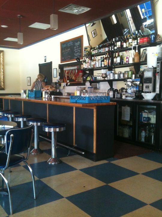 WRITE: Bluebird Diner in Iowa City, IA