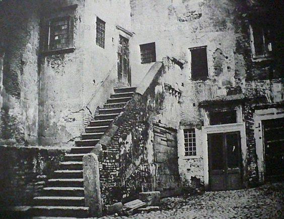 Roma Sparita - Ghetto ebraico, 1870