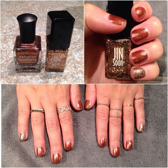 """the best I could come up with for a """"Thanksgiving"""" #manimonday"""
