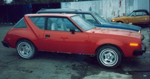 The Original Hot Hatch 1973 Amc Gremlin X With Images Amc