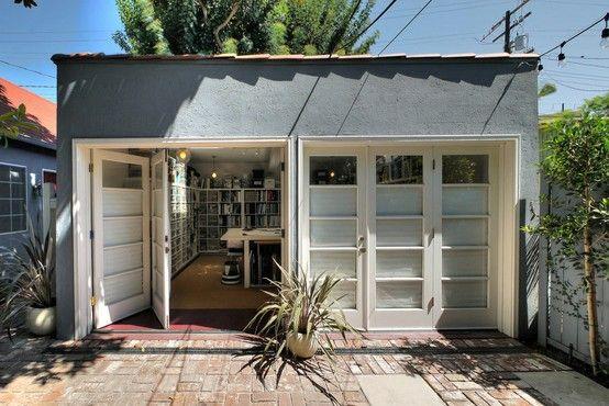 Garage Remodeling Ideas And Tips Backyards Bi Folding