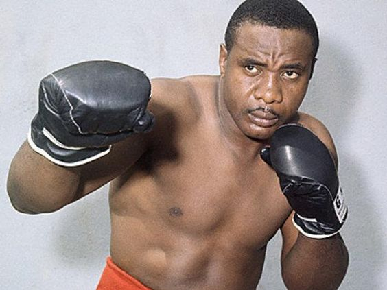Sonny Liston The Big Bear All Of My Idols Are Dead