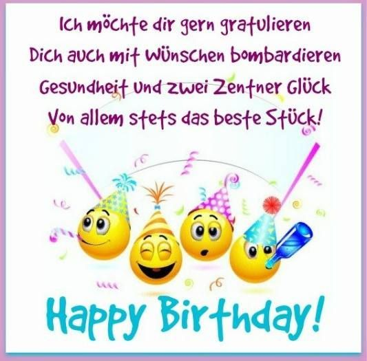 Verschicke Die Besten Und Lustigsten Bilder Zum Geburtstag