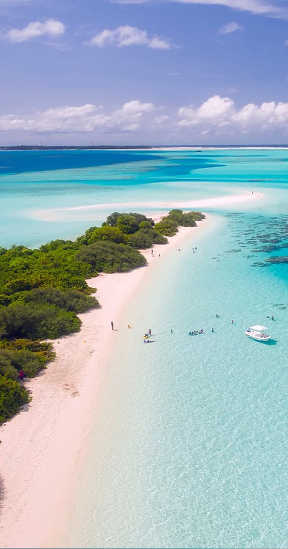 Best beaches in the world - Are you looking at getting away from it all? Then look no further than the best beaches in the world! Get a cuppa because it's time to say hello to paradise!