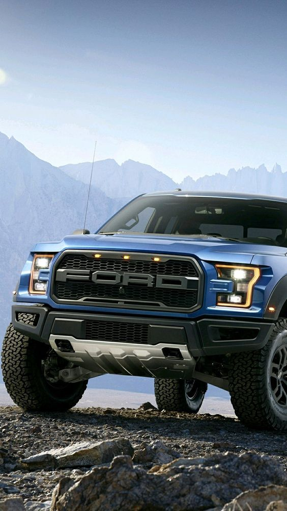2009 2014 Ford F150 Raptor Style Grill Ford Raptor Ford F150 Raptor Car Wallpapers