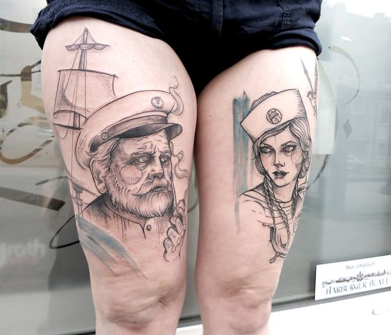 Name: Anki Michler Studio: Tattoo Freestyle in Hamburg Wie bist du zum Tätowieren gekommen und wie lange bist du schon dabei? Vor drei Jahren habe ich mich an einem Kunststudium probiert, habe allerdings schnell gemerkt, dass es nicht das Richtige für mich ist. Dann stand ich vor der Entscheidung ein anderes, teures Studium anzufangen oder…