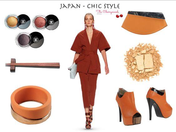Japan-Chic Style  http://www.thecherrymood.com/#!Japanchic-lo-stile-non-ha-confini/cmbz/3ECEC412-CAAF-41FE-B33C-1A173B30C898