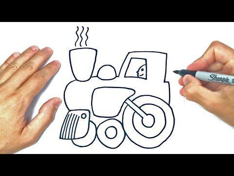 Rincon Dibujos Youtube Dibujo Tren Tutorial De Dibujo Como Dibujar