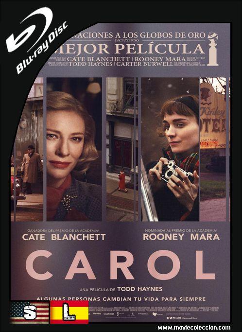 Carol 2015 1080p HD | Dual Audio ~ Movie Coleccion