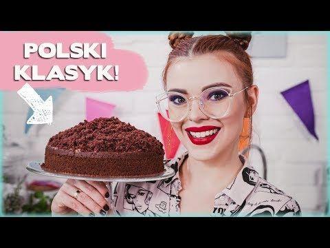 Kultowe Ciasto Kopiec Kreta Najlepszy Przepis Sugarlady Youtube Desserts Brownie Food