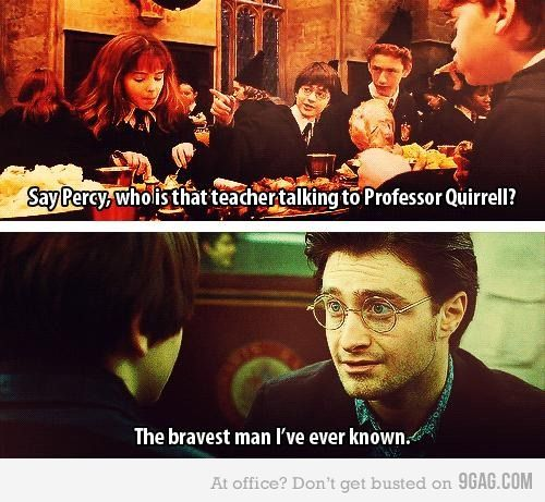 The first and last mentions of Severus Snape