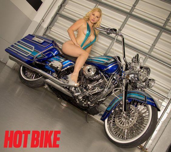 Hot Bike Model Joselyn Cano | Hot Bike | Hot bikes, Bike