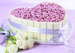 Мобильный LiveInternet Очаровательные торты во дню Святого Валентина. Оформление мастикой. МК.   DragooonFly - Со всего света, только самое лучшее!  